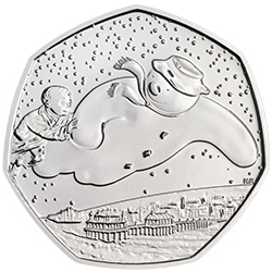 Raymond Briggs' Snowman to feature on new coins